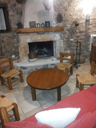 Areopoli, Grækenland: Pandora Hotel