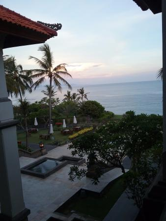 view from reception area picture of hilton bali resort nusa dua rh tripadvisor com