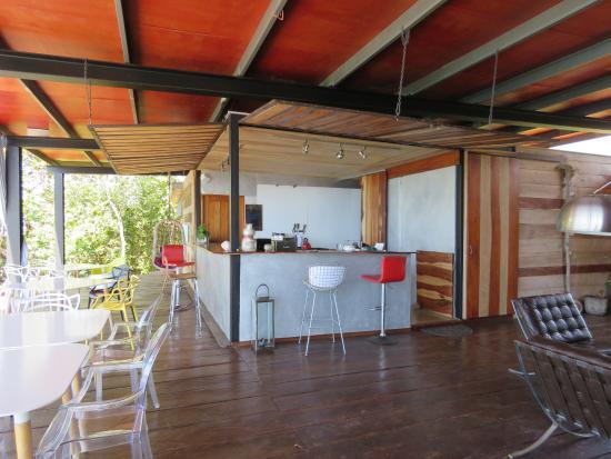 Torio, Panamá: Lounge and dining area