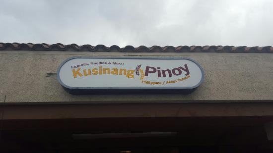 Colton, Kaliforniya: Kusinang Pinoy