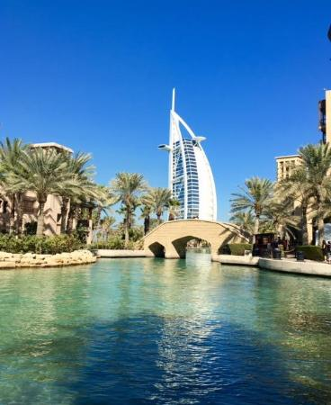 Jumeirah Al Qasr at Madinat Jumeirah: Burj Al Arab is just steps away