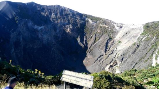 Provincia de Cartago, Costa Rica: El coloso Irazu