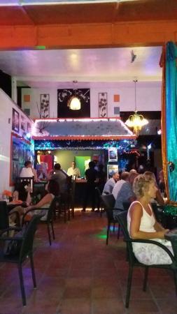 Fire & Soul Island Grill & Lounge