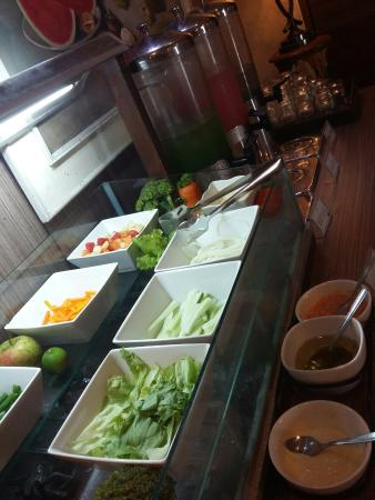 breakfast picture of the cube hotel yogyakarta region tripadvisor rh tripadvisor ie