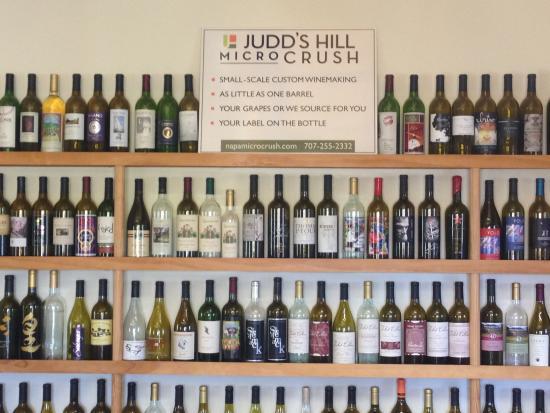 Danville, Kalifornia: wines to die for!