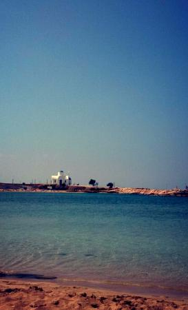 Debbie Xenia Hotel Apartments: KALAMIES BEACH ONLY 5 MIN WALK AWAY