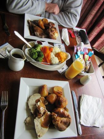 The White Hart: Fabulous Sunday roast