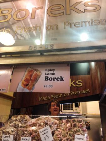 The Borek Shop