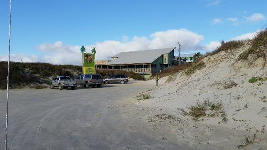 The Beach Lodge: 20160117_091633_large.jpg
