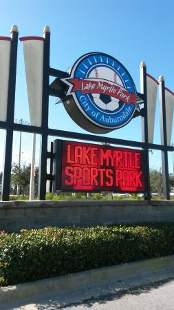 Auburndale, FL: Lake Myrtle Sports Park