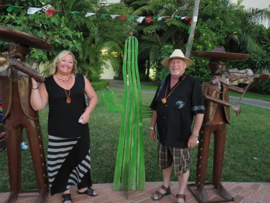 Sheraton Buganvilias Resort & Convention Center: Mexican Fiesta Thursday Night