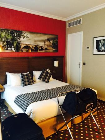 โรงแรมแอ็บบาเทียลแซงต์แชร์กแมง: Room located on Lvl 3