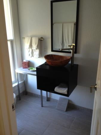 The Chanric Inn : Room 1 Bath