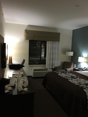 Room 227 Sleep Inn & Suites Austin North