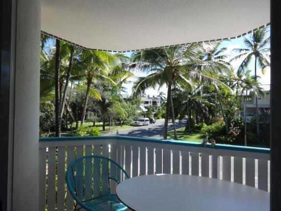 view from our balcony picture of by the sea port douglas port rh tripadvisor com au