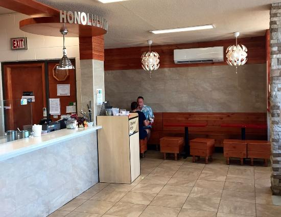 really nice inside as well! - picture of honolulu kitchen, ewa