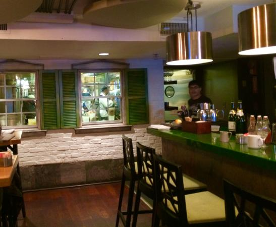 love the view into the kitchen with the shuttered windows picture rh tripadvisor com