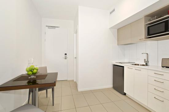 Chermside, Australien: Studio Apartment