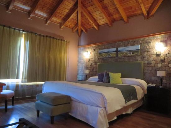 Hosteria El Coiron: Suite de la Hostería El Coirón