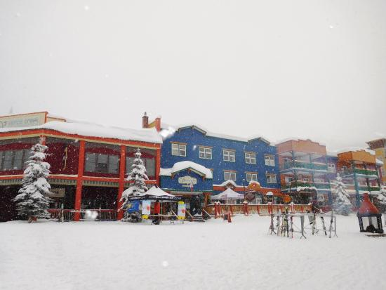 Vernon, Canadá: Silver Star Village