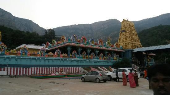 Nellore, Indien: Penchalakona Temple