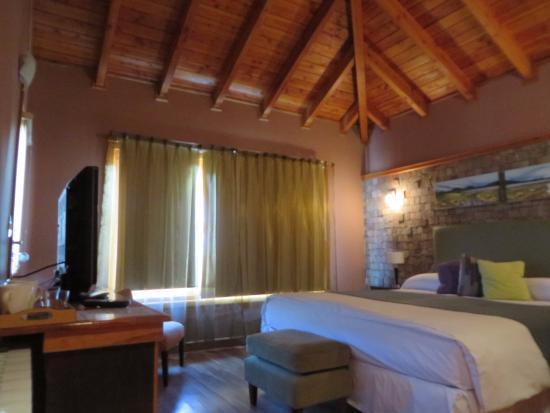 Hosteria El Coiron: habitación suite