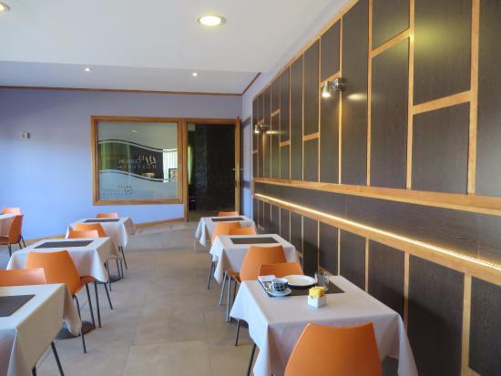 Hosteria El Coiron: comedor