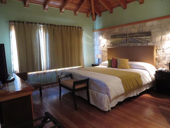 Hosteria El Coiron: habitación grande matrimonial en suite