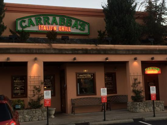Carrabba S Italian Grill Winston M Menu Prices Restaurant Reviews Tripadvisor