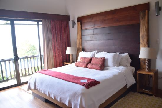 Poas Volcano Lodge: OUR ROOM