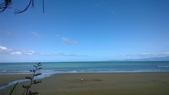 Pakawau Beach Camp