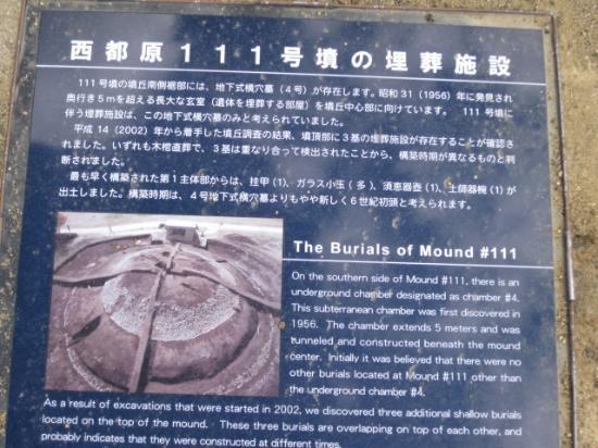 Saito, Jepang: 古墳の説明