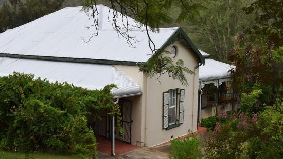 Calitzdorp, Sudáfrica: Main House