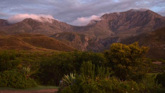 Calitzdorp, Sudáfrica: View from The Retreat
