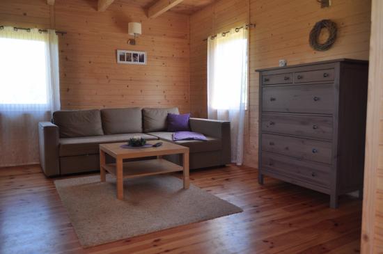 Swarzewo, Poland: Domek Lawendowy
