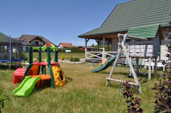 Swarzewo, Poland: Plac zabaw
