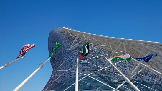 Andaz Capital Gate Abu Dhabi - a concept by Hyatt: best hotel in the town