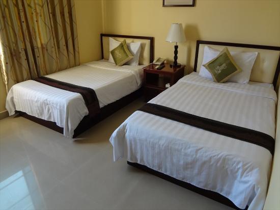 Silver River Hotel: ベッド