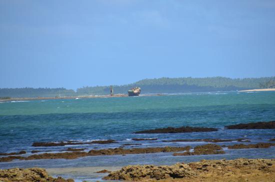 Pirates Cove Beach and Surf Resort: Aussicht