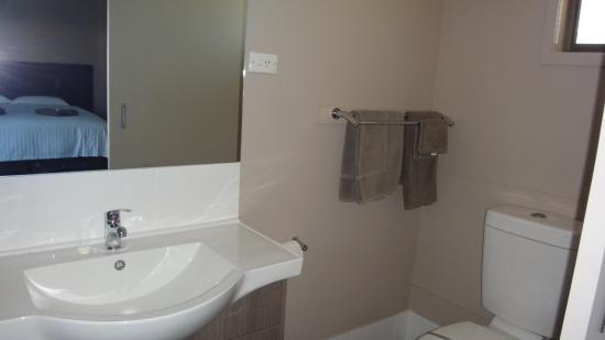 Tennant Creek, Australia: Bathroom