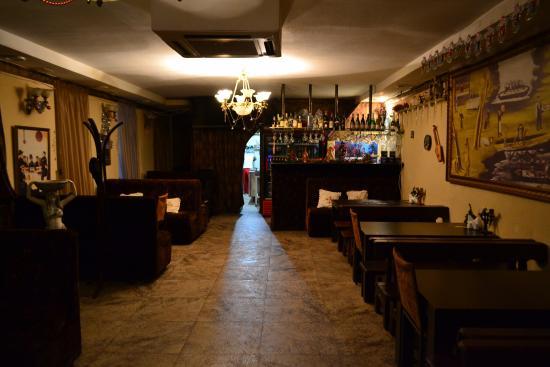Cafe Pirosmani