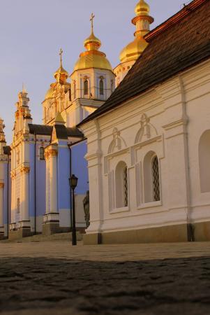 Cathédrale Saint-Michel : Михайловский Златоверхий монастырь