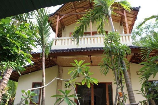 Junjungan Suite Villa: room