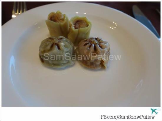 Novotel Seoul Ambassador Gangnam: dumpling - breakfast