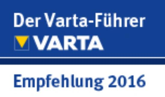 Hersbruck, Alemania: Auszeichnung Varta-Führer