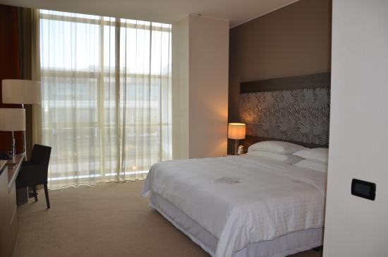 Sheraton Milan Malpensa Airport Hotel & Conference Centre: Camera