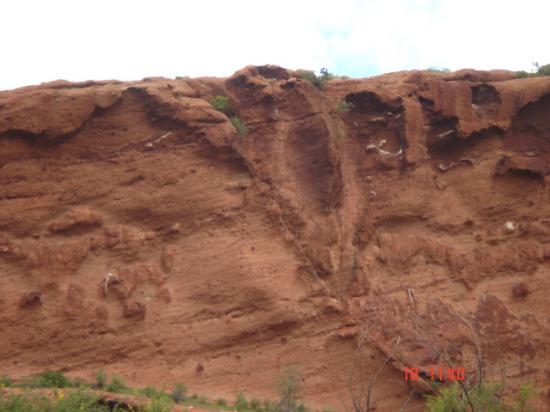 Eastern Cape, แอฟริกาใต้: Rock formations in Baviaanskloof