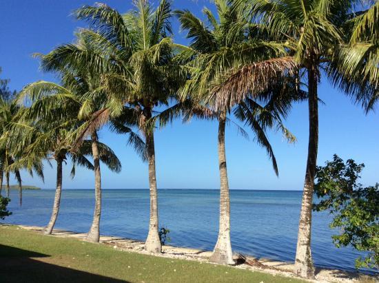 Piti, หมู่เกาะมาเรียนา: 公共のビーチともなっています