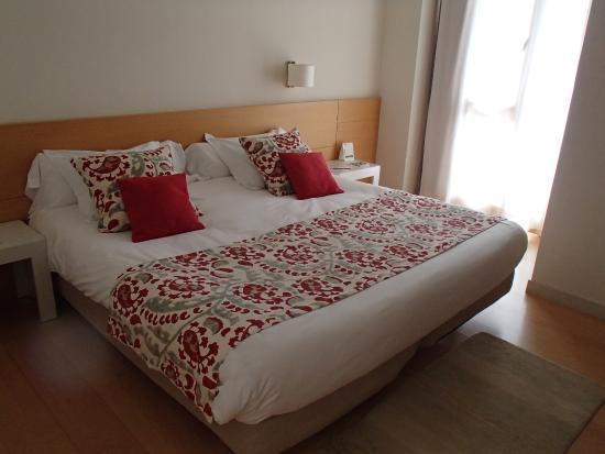 Hotel Jaizkibel: 寝室