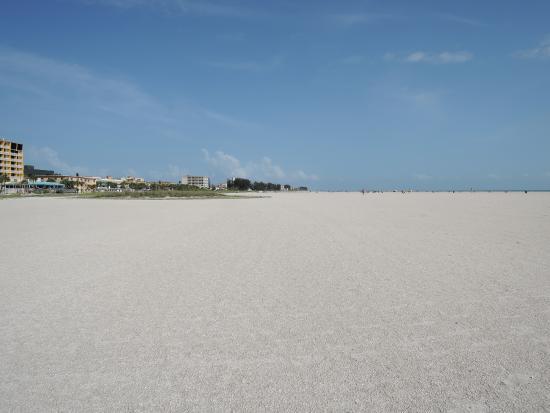 Treasure Island, Φλόριντα: Beachen